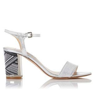 L.K. BENNETT London Mila Block Heel Sandal